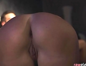 Grown up euro anally fucked after foreplay