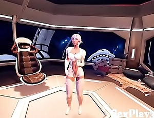 VR Sexbot Quality Vow Simulator Trailer Game