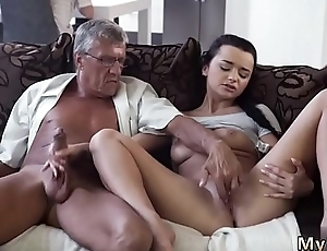 Daddy hand job What would you choose - computer or your girlcrony?