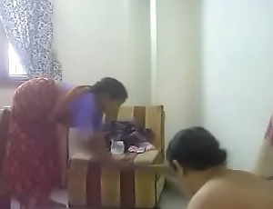 #NaziaPathan Indian arab housewife casually naked at home - part 1/4
