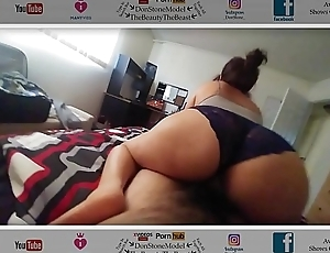 Cuban Reverse Cowgirl Thong Fucked Hot Cumshot On Latina Botheration