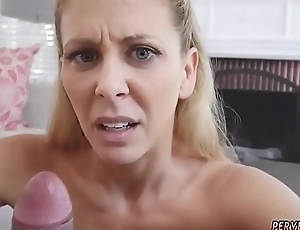 Milf oral creampie compilation first time Cherie Deville in