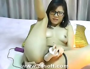 Famous Chinese camgirl is back! Part 23
