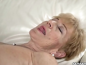Crotchety granny still loves hard dick - Malya added to Mugur