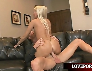 Blonde MILF with a great Botheration Fucked