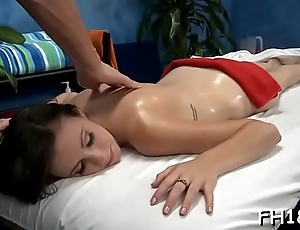 Sweetheart undresses and then plays with her tireless dildo