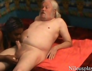 Riding A Pussy Sucker : Nilou Achtland with an increment of Benny