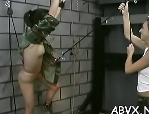 Top fetish servitude porn with beauties on fire addicted to cock