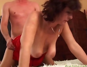 busty queasy mom brutal rough fucked