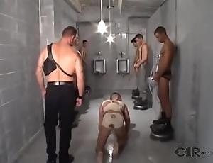 Good slave need piss