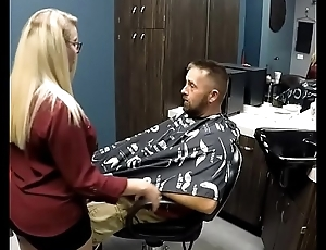 Up to snuff way to pay for haircut